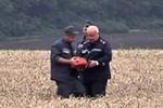 Lực lượng ly khai Ukraine bàn giao hộp đen MH17 cho phía Malaysia