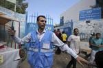 Không kích trường học ở Gaza là hành động tội phạm gây phẫn nộ