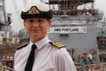 Nữ chỉ huy tàu chiến đầu tiên của Anh bị sa thải vì ngoại tình