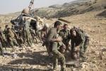 Người tị nạn Iraq xô đẩy làm rơi trực thăng Mỹ tại Sinjar