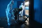 Ảnh: Bệnh nhân Ebola trong các trung tâm cách ly tại Liberia
