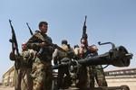 Iran tư vấn cho người Kurd chống lại nhóm khủng bố IS ở Iraq