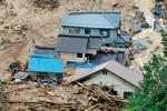Nhật Bản: Lở đất giết chết ít nhất 27 người