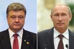 Putin, Poroshenko đạt được thỏa thuận ngừng bắn vô thời hạn ở Donbass