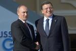 Vụ dọa chiếm Kiev: Nga đòi công bố cuộc điện đàm giữa Putin và Barroso