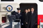 Trang web Nhật Bản công khai hành trình chuyên cơ của Thủ tướng Abe