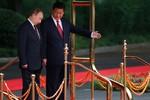 Moscow Times: Phương Tây không giúp Ukraine, Trung Quốc sẽ nhảy vào