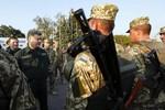 Poroshenko tập hợp lực lượng ở miền Đông