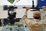 Hàn Quốc dùng robot dùng súng máy gác biên giới với Triều Tiên