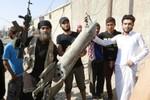 Phiến quân Syria tuyên bố bắn rơi máy bay của chính phủ