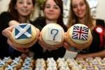 Anh trưng cầu dân ý về số phận Scotland