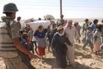 Hơn 60.000 người Kurd ở Syria chạy sang Thổ Nhĩ Kỳ vì bị IS tấn công