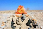 IS đánh chiếm căn cứ quân sự Iraq cách Baghdad 50 km