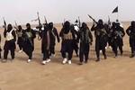 Mỹ và 5 nước Ả Rập khởi động không kích IS ở Syria