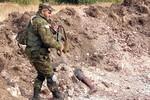 Lực lượng ly khai tìm thấy thêm mộ tập thể ở miền Đông