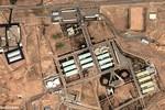 Nổ lớn tại khu quân sự bí mật Parchin của Iran