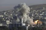 IS điều xe tăng và pháo chiếm Kobani, người Kurd kêu gọi giúp đỡ