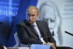 """Putin: Mỹ đe dọa an ninh toàn cầu, Nga sẽ không bị """"tống tiền"""""""