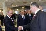 Putin, Poroshenko hội đàm 2,5 tiếng không đạt kết quả đáng kể