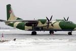 Anh dọa bắn hạ máy bay Latvia vi phạm không phận