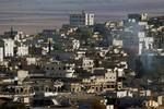Quân tiếp viện người Kurd đến, tình hình Kobani vẫn không thay đổi