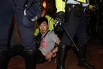Cảnh sát Hồng Kông bị chỉ trích thiếu kiềm chế, vũ lực quá mức