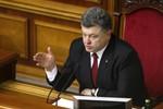Poroshenko: Mất sân bay Donetsk sẽ mất toàn bộ Ukraine