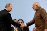 Putin thăm Ấn Độ thúc đẩy quan hệ hợp tác