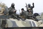 """""""Nếu Mỹ chuyển vũ khí cho Ukraine, Nga sẽ điều quân tới miền Đông"""""""