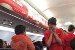 Trung Quốc trừng phạt du khách tạt nước nóng vào mặt tiếp viên Thái