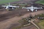 Lầu Năm Góc thừa nhận tăng cường quân sự dọc biên giới Nga