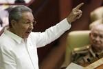 Raul Castro: Mỹ phải tôn trọng hệ thống chủ nghĩa xã hội của Cuba