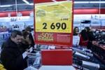 Nga sẽ hy sinh tăng trưởng kinh tế để ổn định đồng rúp