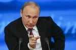 Putin: Các Bộ trưởng không thể nghỉ năm mới trong tình hình hiện nay
