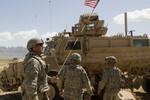 Mỹ định chuyển giao vũ khí ở Afghanistan cho Ukraine