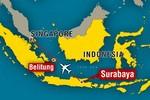 Máy bay mất tích: Indonesia tạm ngừng tìm kiếm hôm nay do tối trời