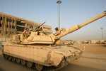 Mỹ sẽ triển khai hơn 150 xe tăng, thiết giáp tới châu Âu từ cuối năm 2015