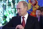 Tổng thống Nga chúc mừng năm mới nhân dân và các lãnh đạo thế giới