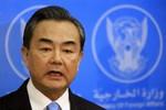 """Vương Nghị: Trung Quốc không giống """"thực dân phương Tây"""" tại châu Phi"""