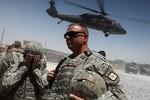 Trung tướng Mỹ thăm Ukraine trong bối cảnh gia tăng xung đột
