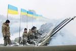 Dân Ukraine phản đối gọi nhập ngũ 100.000 lính cho chiến sự ở miền Đông