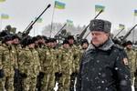 Poroshenko tuyên bố sẽ tăng cường đáp trả lực lượng ly khai Donetsk