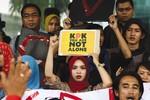 Cơ quan chống tham nhũng, cảnh sát quốc gia Indonesia đối đầu nhau