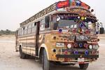 Lái xe bus tại Syria: Một trong những nghề nguy hiểm nhất thế giới