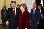 Merkel: Cho Ukraine vũ khí không khiến Putin thừa nhận thất bại