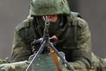 """""""Nga sẵn sàng chấp nhận chiến tranh, Mỹ không dám chơi tới bến"""""""