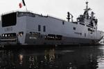 Báo Nga: Chậm 1 tháng giao tàu Mistral, Pháp tổn thất 5 triệu euro