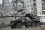 Mỹ quan ngại trước báo cáo Nga điều thêm vũ khí tới  Debaltseve