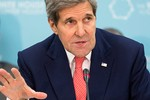Kerry kêu gọi châu Âu mở rộng trừng phạt chống lại Nga
