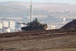 """Thổ Nhĩ Kỳ chuyển mộ thánh khỏi Syria, Damacscus tố bị """"xâm lược"""""""